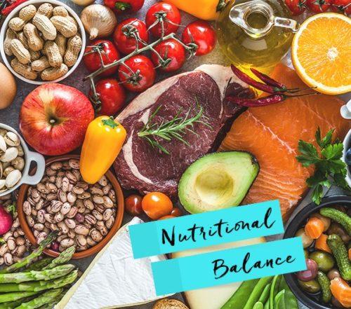 『負けない力』強化には栄養バランスも重要