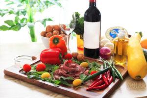健康長寿食として注目される地中海沿岸の食事「地中海食」