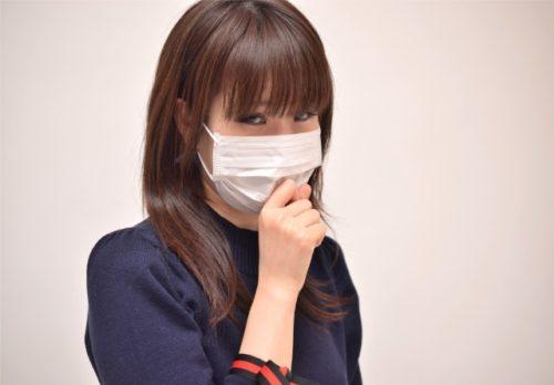 感染症の予防には、マスク着用と手洗いが大切