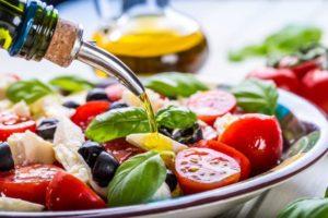 地中海料理は健康長寿食と言われています