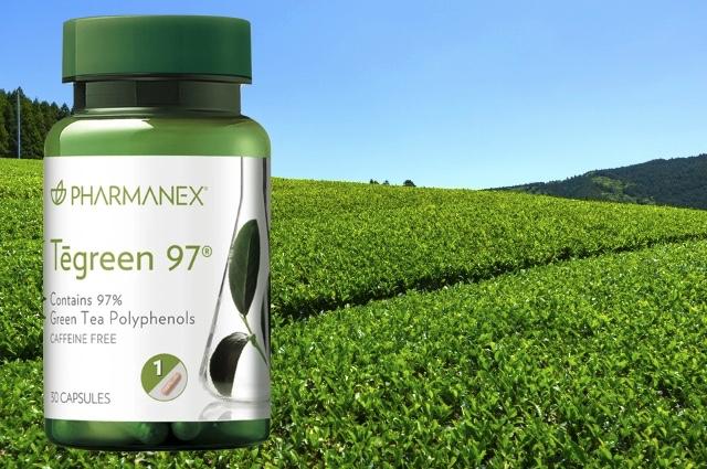 ニュースキンのサプリ「ティグリーン」は、良質の葉芽と新茶葉だけを使用したサプリメント