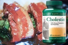 ニュースキンのサプリ「コレスティン」は栄養学的有用性が高い紅麹を主原料としています。