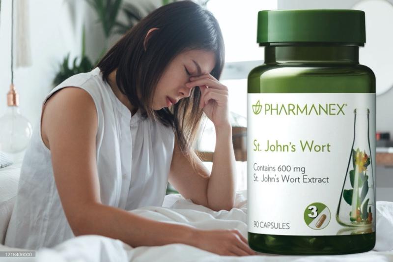 ニュースキンのサプリ『セント ジョンズ ワート』は、人々を癒す働きがあるハーブとして知られている「セント ジョンズ ワート草」の抽出物が主原料です